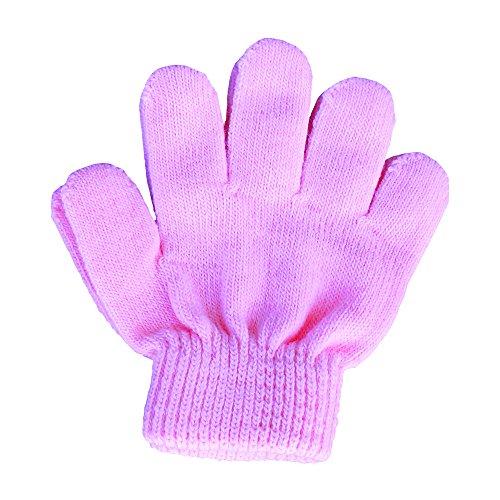 A&R Sports Toddler Handgards Gloves, Pink