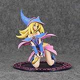 brandless Figura de Anime Yu-Gi-Oh Figura Dark Magician Girl Figura Juguetes Mana con Alado Kuriboh ...