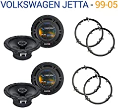 Best volkswagen jetta speakers Reviews