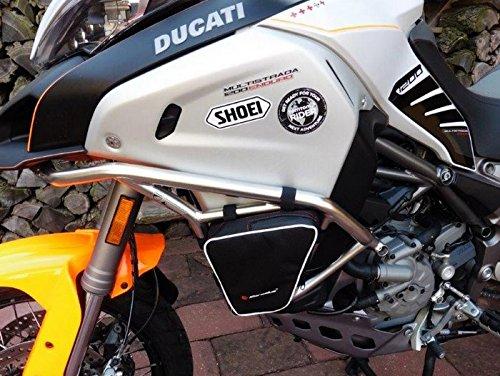 Taschen für Touratech Sturzbügel Ducati Multistrada 1200 Enduro