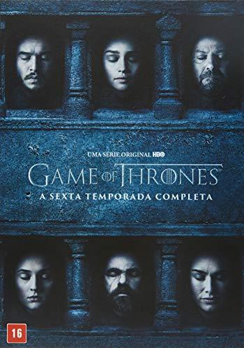 Game Of Thrones 6A Temp [DVD]