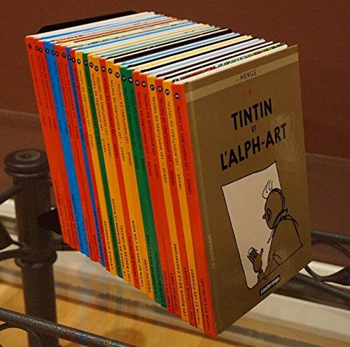 Les Aventures de Tintin : Valise de 24 mini-albums