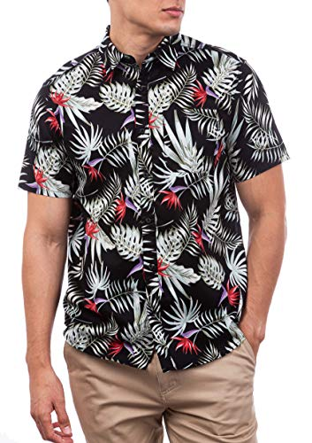 Hurley M Exotic Stretch Woven S/S...