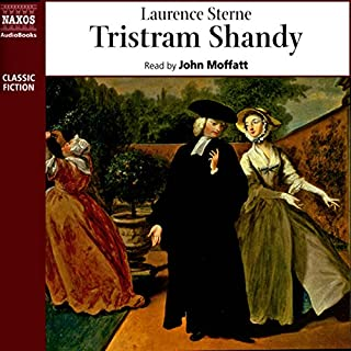 Tristram Shandy cover art