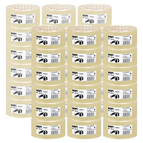 NOPI Packband Classic PP/57211-00000-00, transparent, B50xL66m