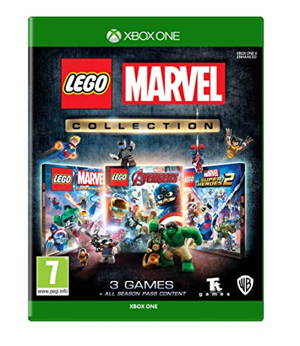 XBOX ONE Lego Marvel Collection PEGI Deutsch