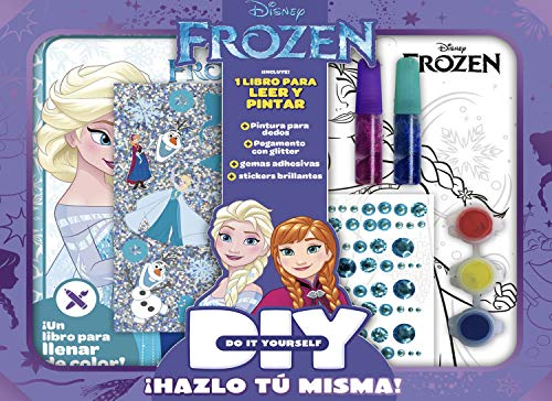 DIY ¡Házlo tú misma! N.1 Frozen