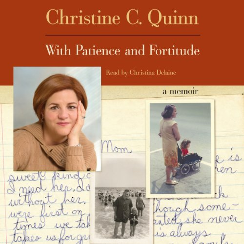 With Patience and Fortitude audiobook cover art