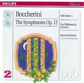 Boccherini: The 6 Symphonies, Op.12
