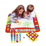 BLxi Magic Mats für Kinder, Zeichnungsmatte für Kinder, Malerei, Spielen, Lernen, Magische Skizzenblock