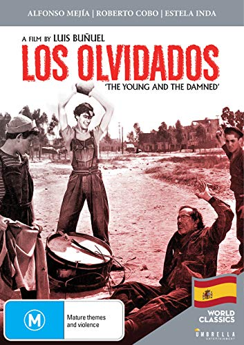 LOS OLVIDADOS (WORLD CLASSICS - LOS OLVIDADOS (WORLD CLASSICS (1 DVD)