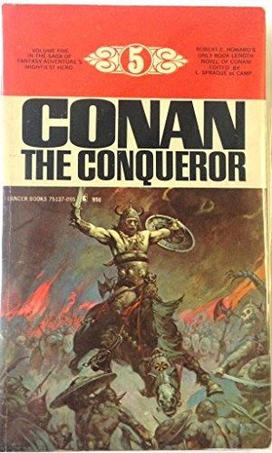 Conan, o conquistador.