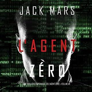 Couverture de L'Agent Zéro