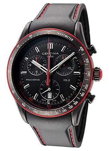 Certina Herren-Armbanduhr DS-2 Precidrive Chronograph Datum Analog Quarz C024.447.17.051.33