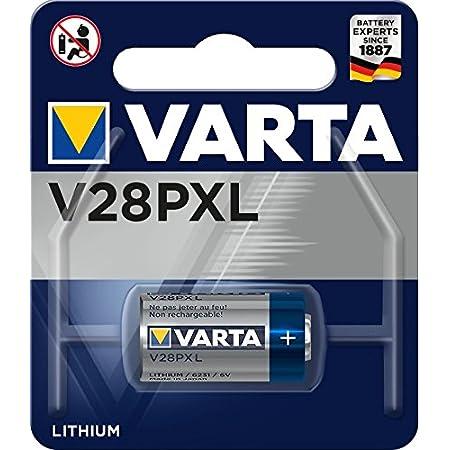 Varta Batterien Electronics V4034px Lithium Knopfzellen Kamera