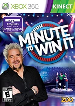 Minute to Win It  Kinect  - Xbox 360