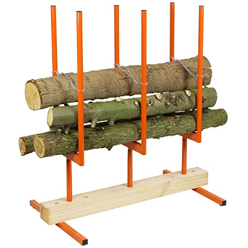 Forest Master Ständer für Holzsäge, 3 Stück