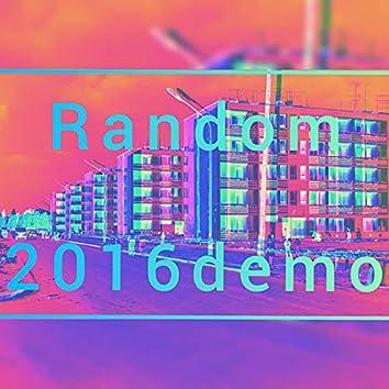 Random (Demo 2016)