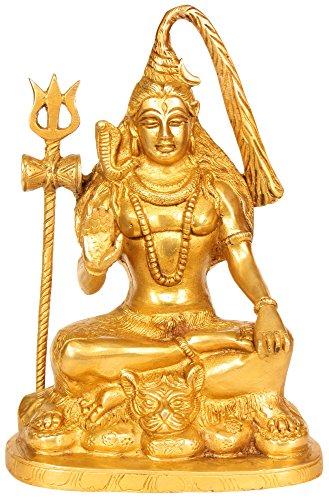 estatua shiva de la marca Exotic India