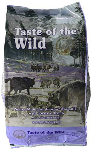 Taste Of The Wild pienso para perros con Cordero asado 2kg Sierra Mountain ⭐