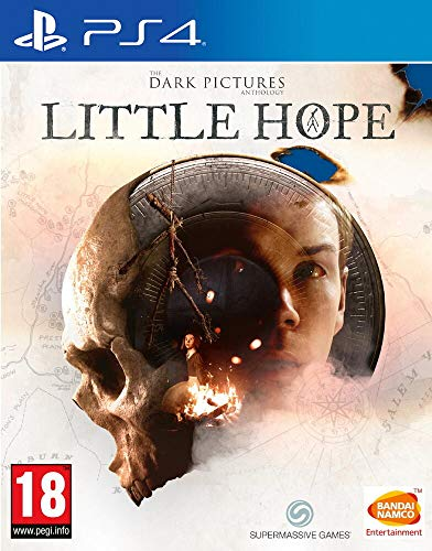Dark Pictures Little Hope (PS4)