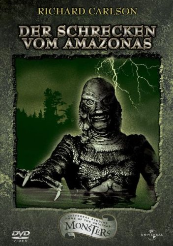 Der Schrecken vom Amazonas - Monster Collection