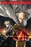 Theissen One Punch Man Destruction Anime Poster - Matte Poster Frameless Gift 11 x 17 pulgadas (28cm x 43cm) *IT-00125