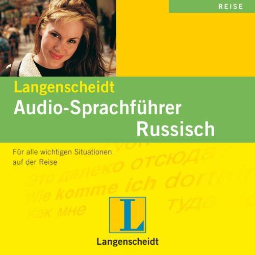 Langenscheidt Audio-Sprachführer Russisch Titelbild