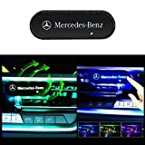 MONCAR Car Air Vent Outlet Mercedes Benz LED...