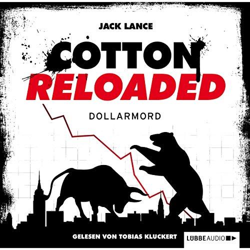 Dollarmord (Cotton Reloaded 22) Titelbild