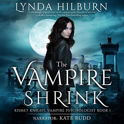 The Vampire Shrink Audiobook By Lynda Hilburn cover art