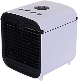 FDHB Climatizadores Evaporativos Velocidades para Hogar Refrigerador De Aire USB Humidificación Refrigeración Mini Portátil Aire Acondicionado Doméstico