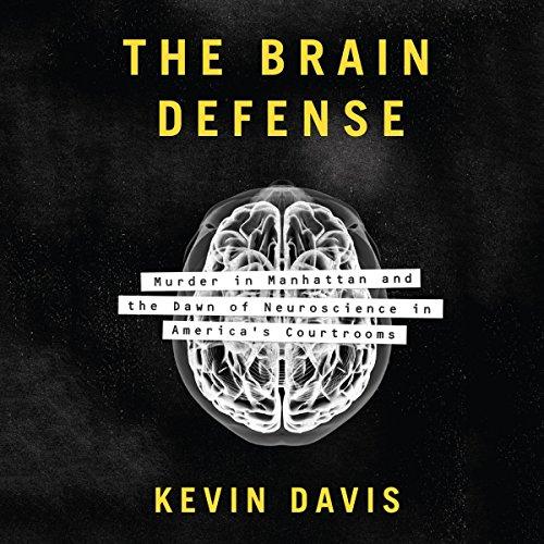 The Brain Defense audiobook cover art
