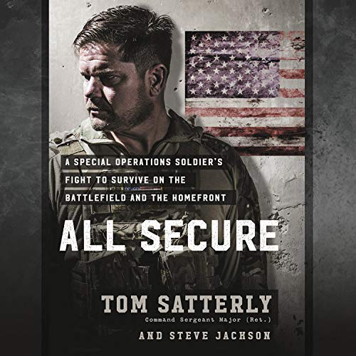 All Secure Audiobook By Tom Satterly, Steve Jackson cover art