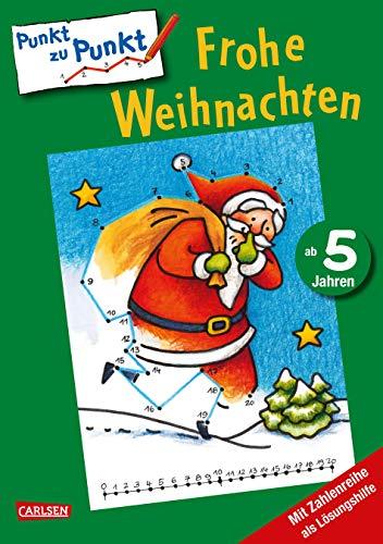 Von Punkt zu Punkt: Weihnachten: Zahlen-Rätsel von 1 bis 20