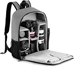 """Sponsored Ad - CADeN Camera Backpack Bag with Laptop Compartment 15.6"""" for DSLR/SLR Mirrorless Camera Waterproof, Camera C..."""