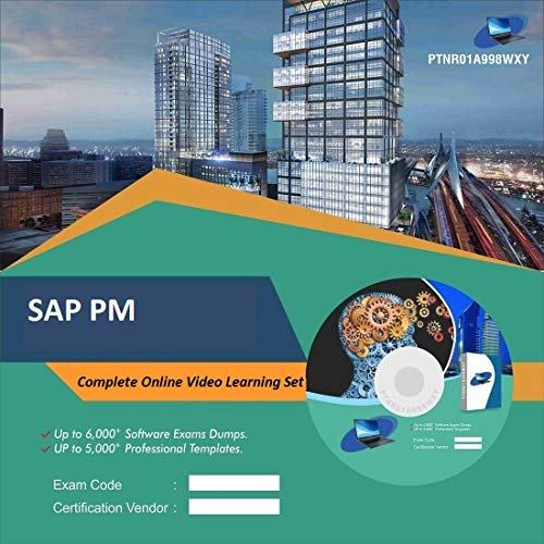 SAP PM Complete Video Learning Solution Set (DVD)
