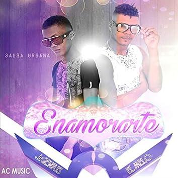 Enamorarte (feat. El Melo)