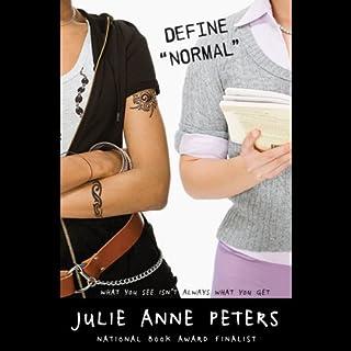 Define 'Normal' audiobook cover art
