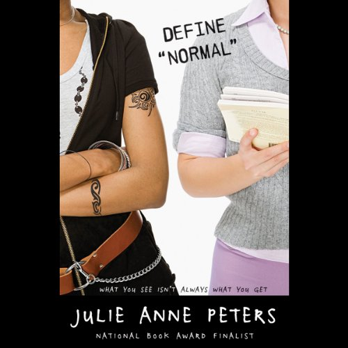 Define 'Normal' audiobook cover art