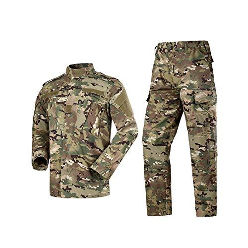 The Mercenary Company BDU Combat Pants Jacket Set 6535 NYCO Fabric Multicam XX Large