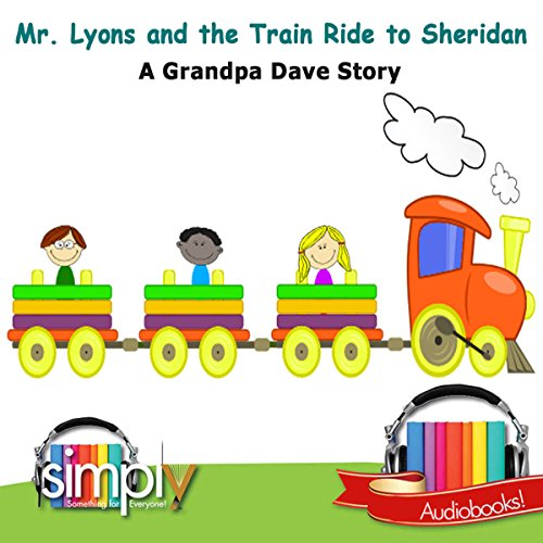 Mr. Lyons on the Train Ride cover art