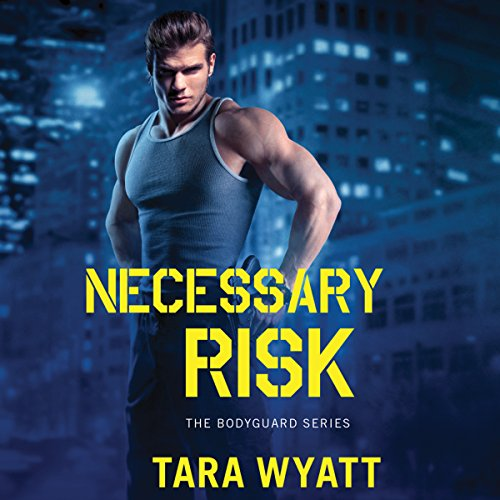 Necessary Risk audiobook cover art
