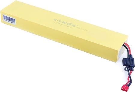 Batería de litio 33 V 8,5 Ah Li-Po de repuesto para patinete eléctrico SXT Light
