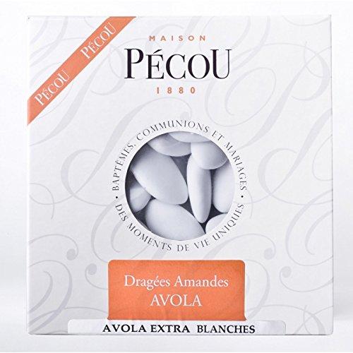 1kg Dragées Avola Extra Pecou - Blanc