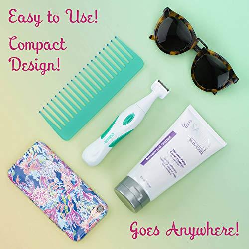 Conair Precision Cordless Bikini Trimmer & Shaver