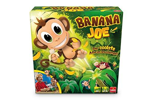 Goliath Banana Joe - Das lustige Actionspiel mit dem coolsten Affen im Dschungel, ab 4 Jahren