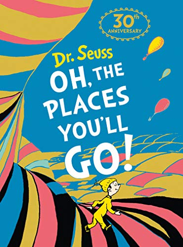 Dr Seuss: Oh, The Places You'll Go! Mini Edition
