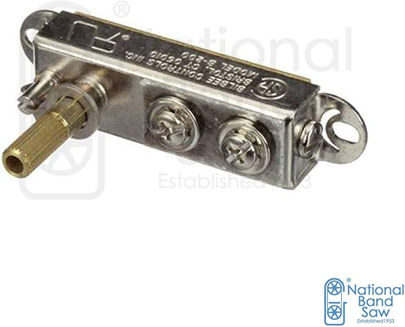 Heat Seal Thermostat B200 And KNOB