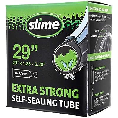 Slime Self-Healing 29 x 1.85-2.2-inch Bicycle Tube